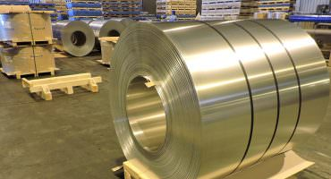 Products & Facilities - Slitted Coils