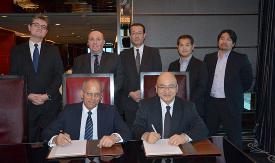 Mitsui Completes the Purchase of Shares in GARMCO Singapore