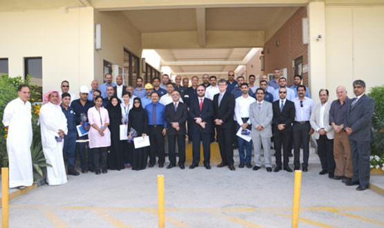 GARMCO Celebrates Achievements of Employees