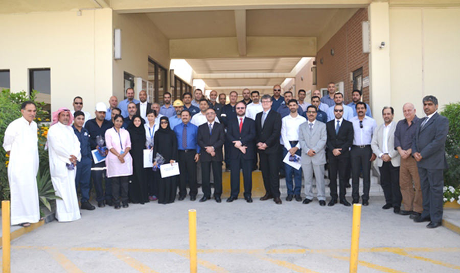 GARMCO Celebrates Achievements of Employees