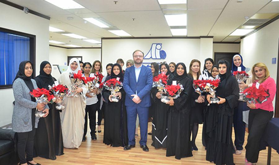 GARMCO Celebrates Bahraini Women's Day