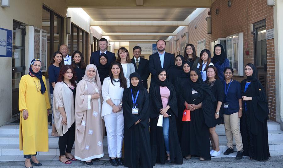 GARMCO Honors Female Staff on Bahraini Women's Day