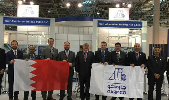 GARMCO Participates in ALUMINIUM 2016 - 11th World Trade Fair & Conference in Dusseldorf, Germany
